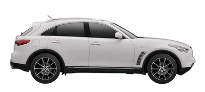 Infiniti FX Tyre Reviews