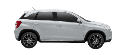 Citroen C4 Aircross Tyre Reviews