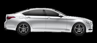 2014 Genesis G80