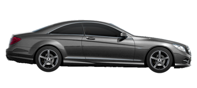 Mercedes-Benz CL-Class Tyre Reviews