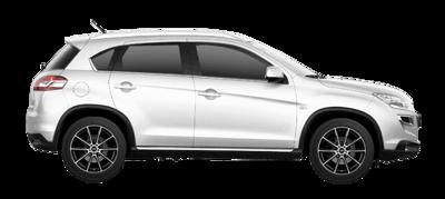2014 Peugeot 4008