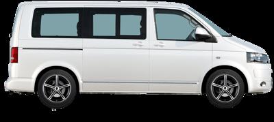 2014 Volkswagen Multivan