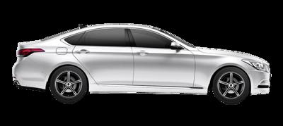 2015 Genesis G80
