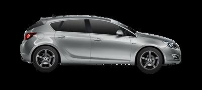 2015 Holden Astra