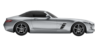 Mercedes-Benz SLS AMG Tyre Reviews