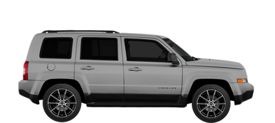 Jeep Patriot Tyre Reviews