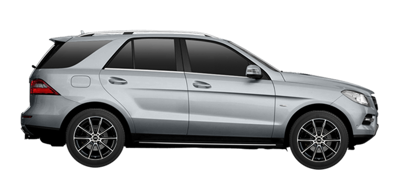 Mercedes-Benz M-Class Tyre Reviews