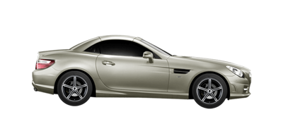 Mercedes-Benz SLK-Class Tyre Reviews