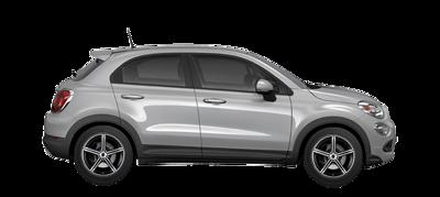 2017 Fiat 500 X