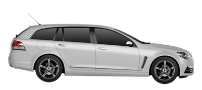 2017 Holden Sportwagon