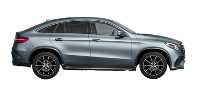 2017 Mercedes-Benz GLE-Class Coupe