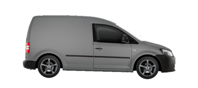 2017 Volkswagen Caddy Van