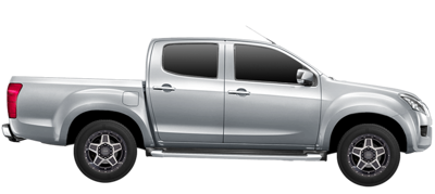 Isuzu Ute D-Max Tyre Reviews