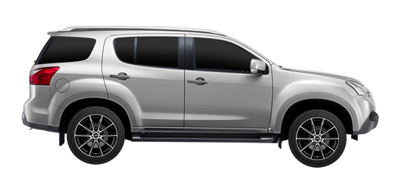 Isuzu Ute MU-X Tyre Reviews