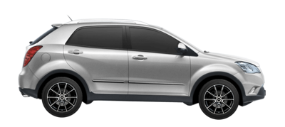 Ssangyong Korando Tyre Reviews