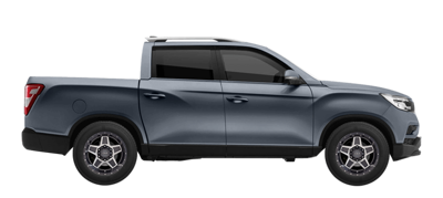 2018 Ssangyong Musso
