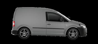 2018 Volkswagen Caddy Van