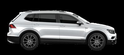 Volkswagen Tiguan Allspace Tyre Reviews