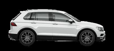 Volkswagen Tiguan Tyre Reviews