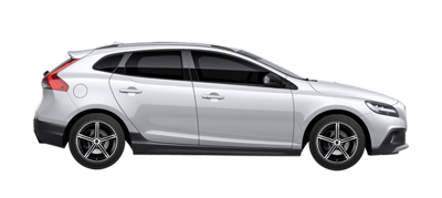 Volvo V40 Cross Country Tyre Reviews