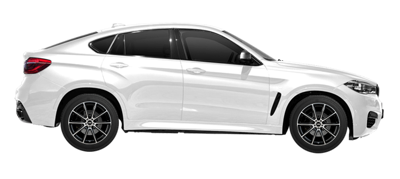 BMW X6 Tyre Reviews