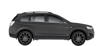 Holden Captiva Tyre Reviews