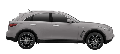 Infiniti QX70 Tyre Reviews
