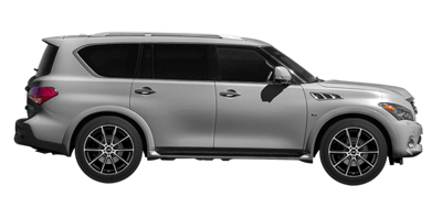 Infiniti QX80 Tyre Reviews