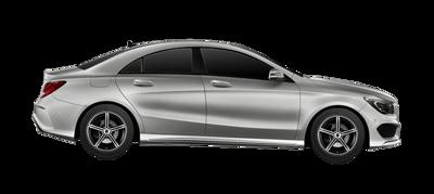 Mercedes-Benz CLA-Class Tyre Reviews