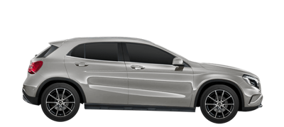 Mercedes-Benz GLA-Class Tyre Reviews