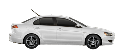 Mitsubishi Lancer Tyre Reviews