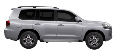 Toyota LandCruiser Tyre Reviews