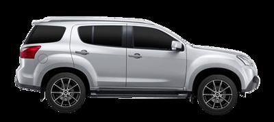 Isuzu Ute MU-X Tyre Reviews