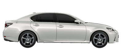 Lexus GS Tyre Reviews