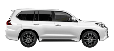 Lexus LX Tyre Reviews