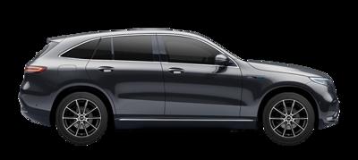 Mercedes-Benz EQC-Class Tyre Reviews