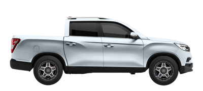 Ssangyong Musso XLV Tyre Reviews