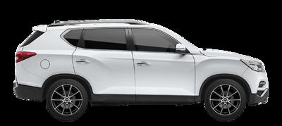 Ssangyong Rexton Tyre Reviews