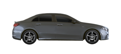 Mercedes-Benz A-Class Tyre Reviews
