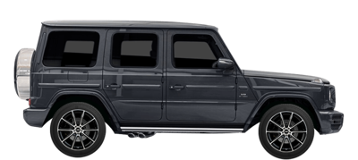 Mercedes-Benz G-Class Tyre Reviews