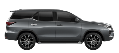 Toyota Fortuner Tyre Reviews