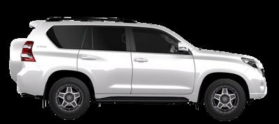 Toyota LandCruiser Prado Tyre Reviews