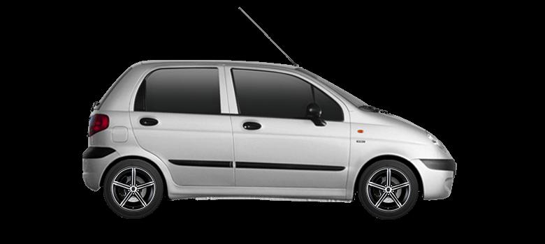 2000 Daewoo Matiz Wheels - Donnellans