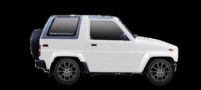 Daihatsu Feroza Tyres Australia