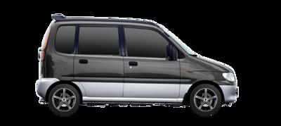 Daihatsu Move Tyres Australia