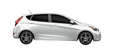 Hyundai Accent Tyres Australia