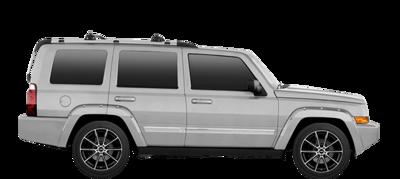 Jeep Commander Tyres Australia