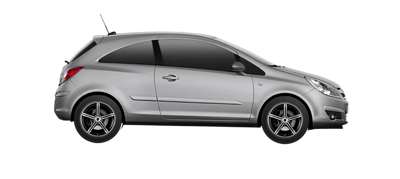 Opel Corsa Tyres Australia